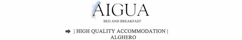 B&B Alghero - Logo Aigua